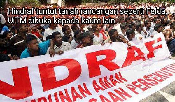 Malapetaka Rampas Hak Melayu Islam Dah Sampai