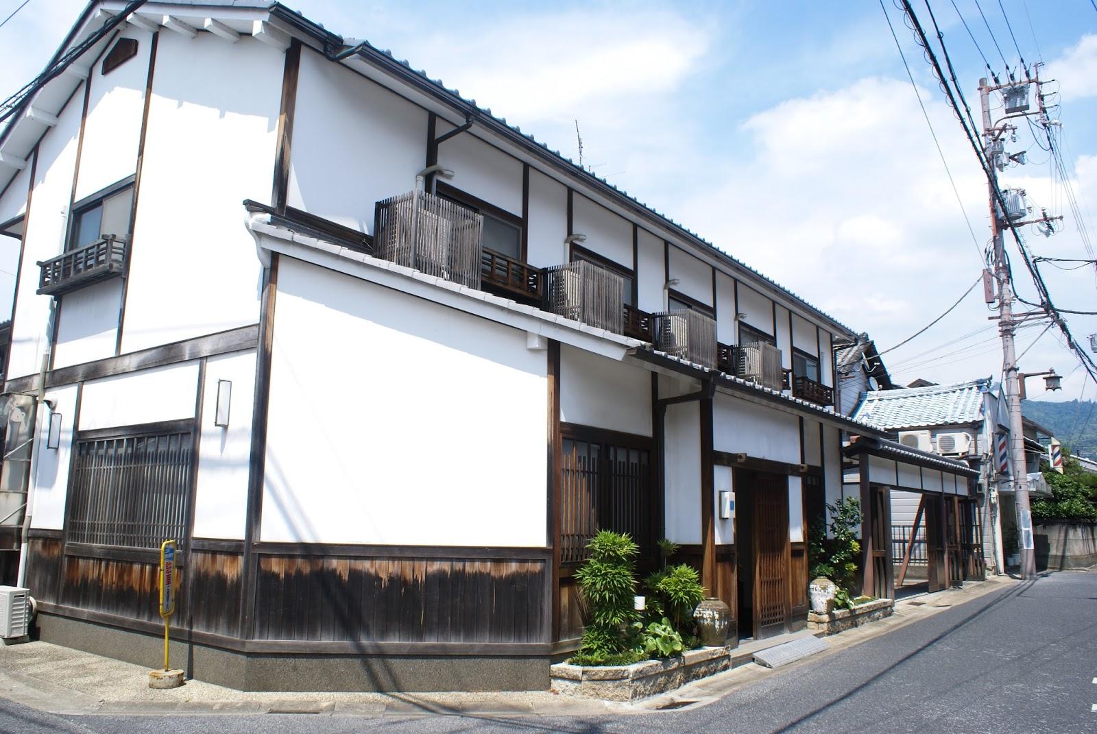 naramachi japon rue nara