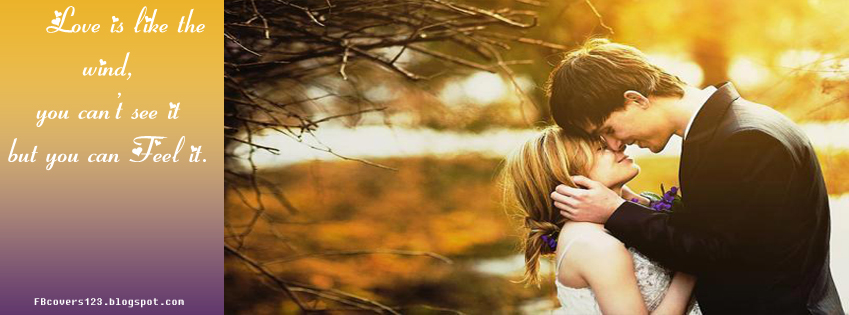 Facebook Covers 1 2 3: Cute Love Saying & Romantic Couple ...