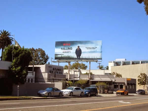 The Killing season 4 billboard