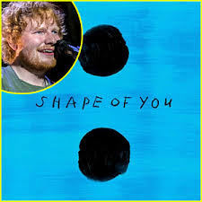 Lirik Lagu dan terjemahan Shape of You - Ed Sheeran dari album Single terbarunya chord kunci gitar, download album dan video mp3 terbaru 2017 gratis