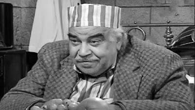 الممثل عبد الله فرغلى