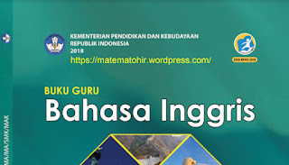 Buku Kelas 12 Kurikulum 2013 Revisi 2018 bahasa inggris