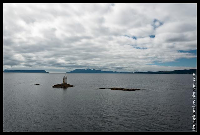 Ferry a Skye (Escocia)