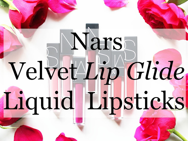 NEW Nars Velvet Lip Glide Liquid Lipsticks