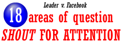 18 areas of question shout for U.S. Supreme Court attention in Leader v. Facebook