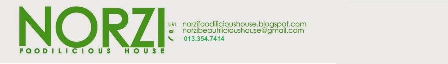NORZI FOODILICIOUS HOUSE
