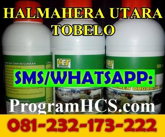 Jual SOC HCS Halmahera Utara Tobelo