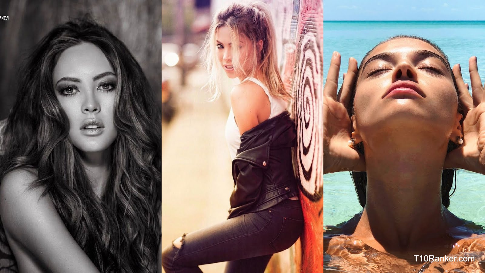 Top 10 hottest models