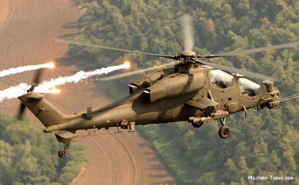 helikopter italia dan turki