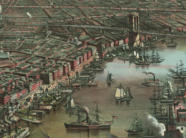 Urban History Association Conference Report - The New York