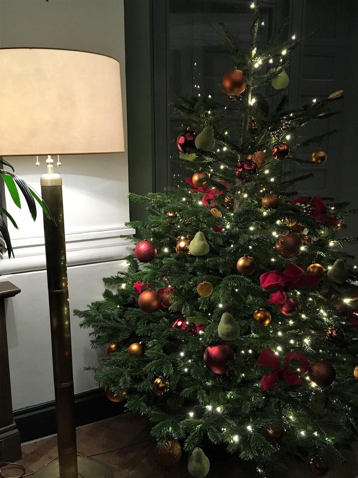 Christmas at The Ivy Montpellier Brasserie, Cheltenham