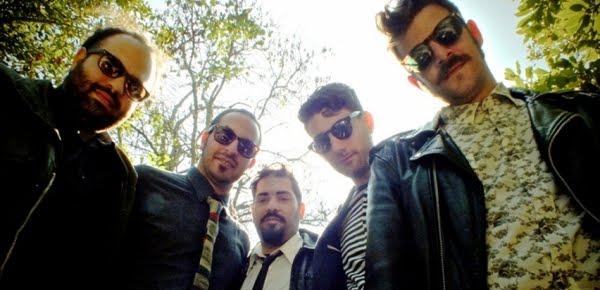 """Dimitris Tasenas & The Soul Vibrators"" live στο Ναύπλιο"