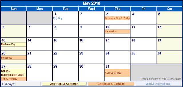 May 2018 Calendar, May 2018 Calendar Printable, May 2018 Blank Calendar, May 2018 Printable Calendar, May 2018 Calendar Template, Free May Calendar 2018, Calendar May 2018