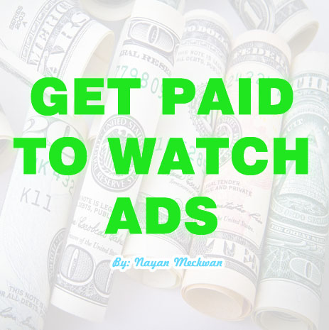 get paid to watch ads earn free paytm cash nayan s web quotes
