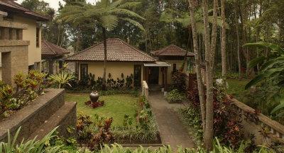 Hotel Dekat Gitgit Puri Candikuning Retreat