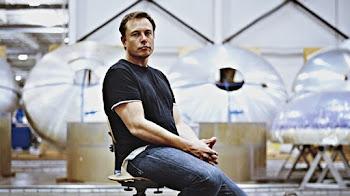 Elon Musk, inspiración para emprendedores