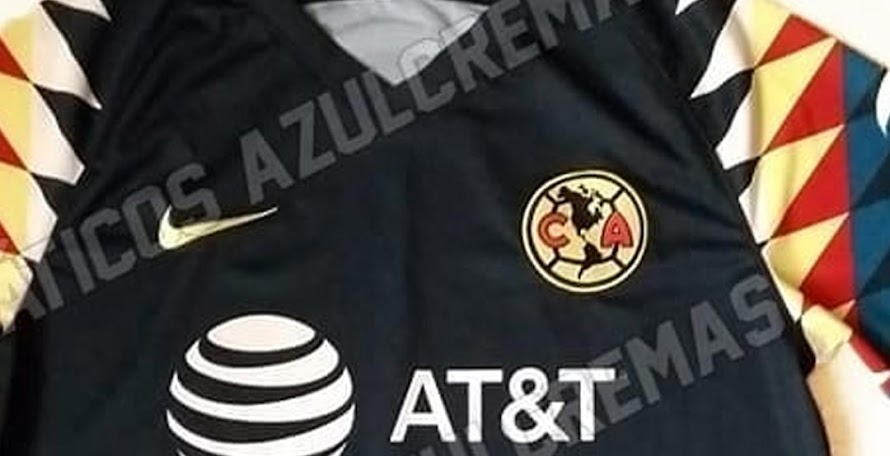 9f5b15dc0 Stunning Nike Club America 19-20 Home   Away Kits Leaked