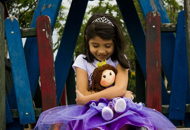 Fantasia princesinha Sofia