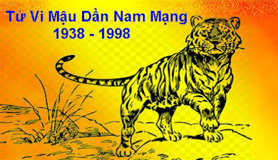 Tu Vi Mau Dan Nam Mang 1938 1998