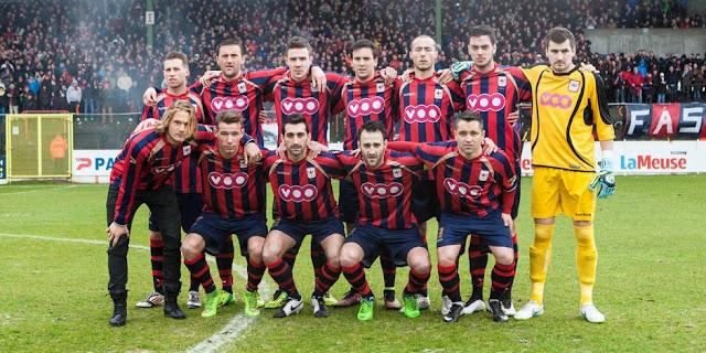 Belçika Ligi Şampiyonları RFC de Liege - Kurgu Gücü
