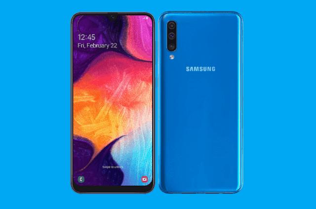 Samsung Galaxy A50 specs