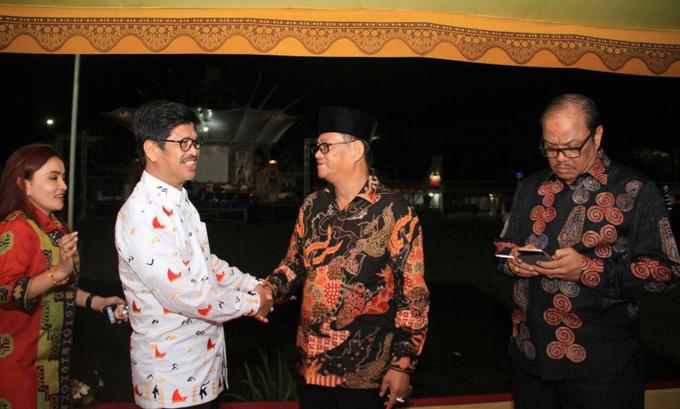 Bupati Toraja dan Bupati Torut Kembali Pamer Kemesraan dengan IYL-Cakka