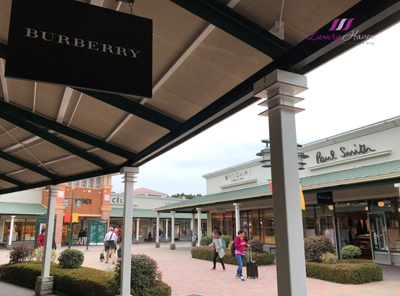 gotemba premium outlet shopping burberry sale