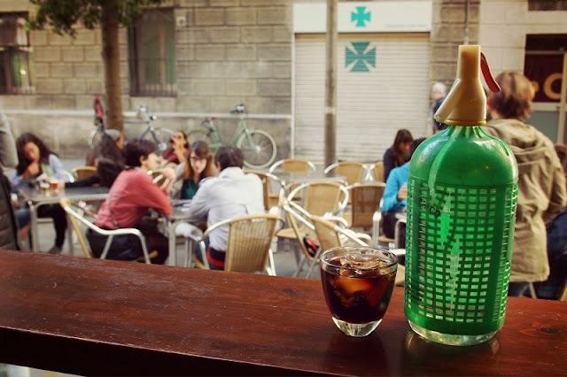 Onde tomar Vermut em Barcelona