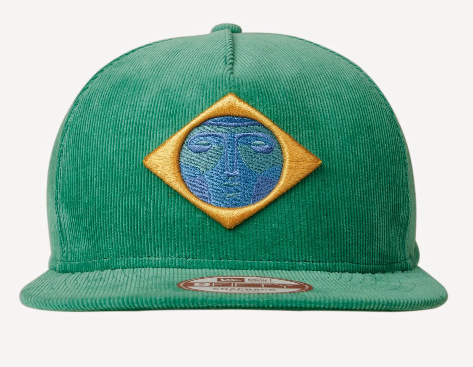 new era brasil  New Era em homenagem ao Brasil 3a7a218d77b