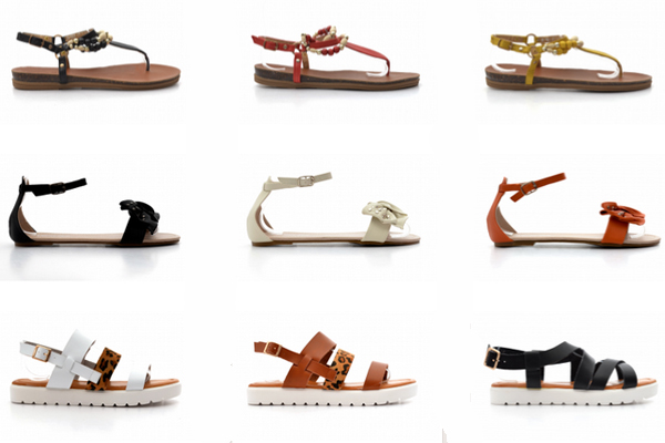 sandale femei ieftine