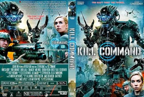 Comando Kill Torrent - BluRay Rip 720p e 1080p Dual Áudio 5.1 (2015)