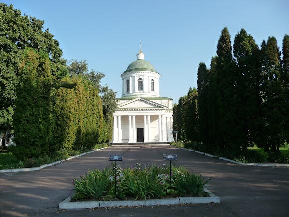 Ніжин. Церква Всіх Святих. 1782 р.