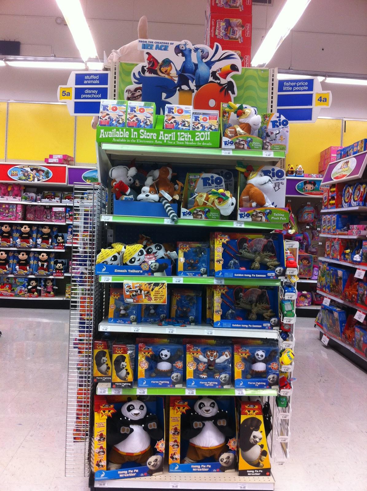 Collecting Toyz Kung Fu Panda 2 Toys Toysrus
