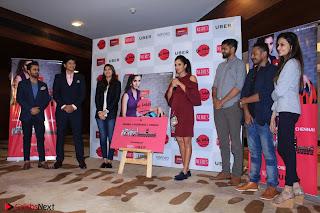 Indian Tennis Star Sania Mirza Pos in Red Short Dress at  0029.jpg