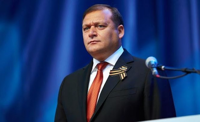 Прийду до влади, передам полякам: Добкін пообіцяв віддати Польщі два замки у Львівській області