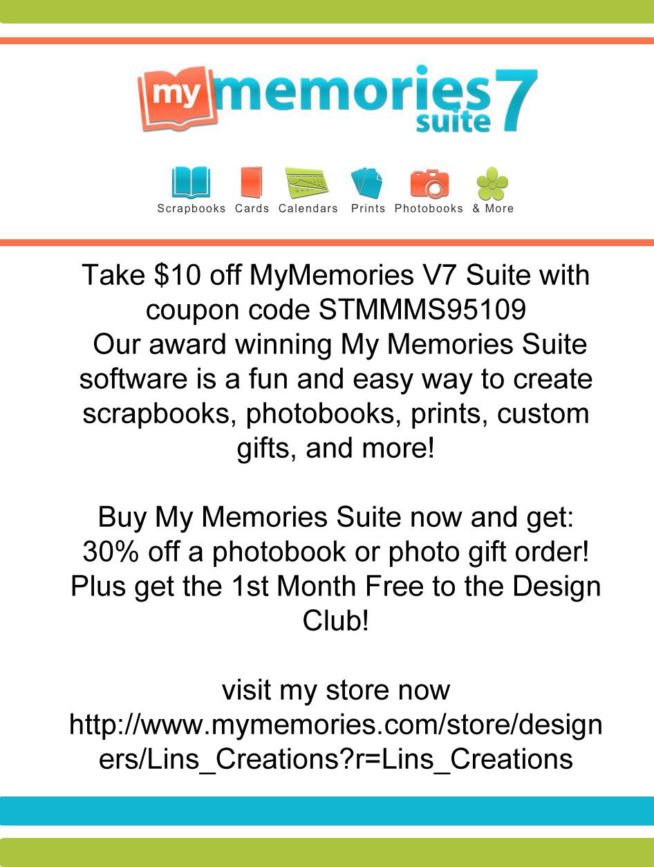 Creative memories coupon code