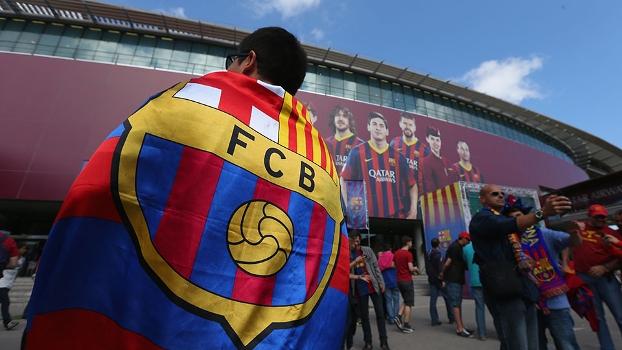 Jogo do Barcelona