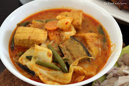 Malaysian Vegetable Curry (Sayur Lodeh)