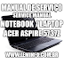 Manual de Serviço Laptop / Notebook Acer Aspire 5737z Como desmontar Troubleshooting