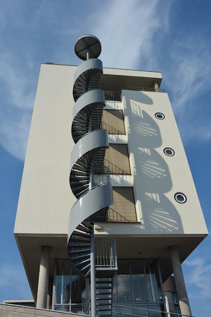 Modern Maastricht curved