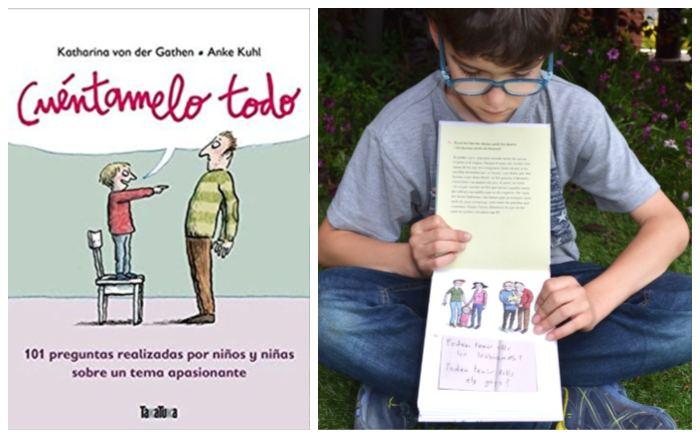 libro infantil juvenil pubertad cambios adolescencia Cuéntamelo todo Takatuka