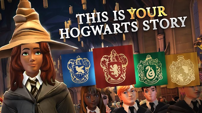 Write Your Novel in Harry Potter: Hogwarts Mysteries