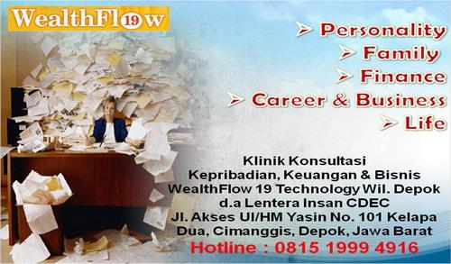 Klinik Konsultasi Keuangan Pribadi dan Keluarga