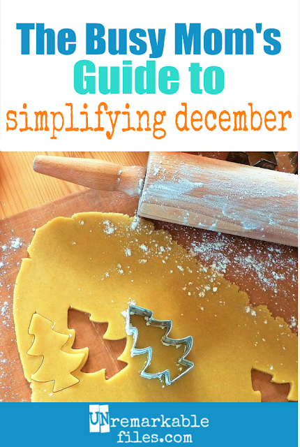 If you are a stressed-out mess all December long, you're going to laugh so hard at this parody post of ways for mom to simplify Christmas with kids. I love these sarcastic holiday hacks for family Christmas traditions like baking, decorating, shopping, pictures with santa, and more! #christmashumor #sarcastic #parentinghumor #momlife #funny #hilarious #christmashacks
