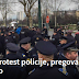 ZAVRŠEN PROTEST POLICAJACA - PREGOVARAČE NIKO NIJE PRIMIO