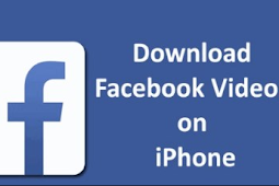 Download IPhone Facebook Video Downloader Software