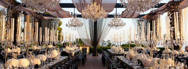 Image Below Credits Event Planning Details Via Elizabeth Anne Designs For More Gorgeous Combos Of Chandeliers And Outdoor Weddings