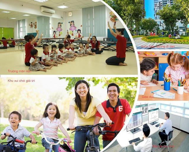 Hệ thống tiện ích của dự án Booyoung Vina