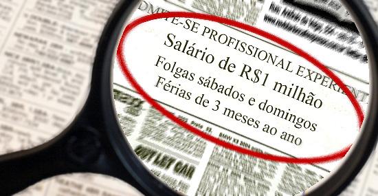Ninguém quer esse emprego com salário de R$ 1 milhão - você toparia?!